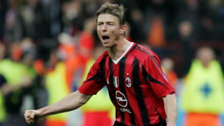 Jon Dahl Tomasson, mantan striker AC Milan - INDOSPORT