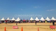 Indosport - Ilustrasi sirkuit. Foto: Alvin Syaptia Pratama/INDOSPORT