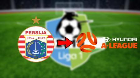 Persija Jakarta siap tinggalkan Liga 1 2019 untuk bergabung ke Liga Australia yang bernama A-League. Foto: (a-league.com/INDOSPORT) - INDOSPORT