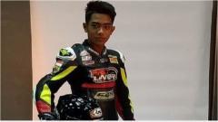 Indosport - Pembalap Indonesia, Murobbil Vitoni atau Robby Sakera mendapatkan musibah setelah menjadi korban 'perampokan' saat hendak menuju Jepang