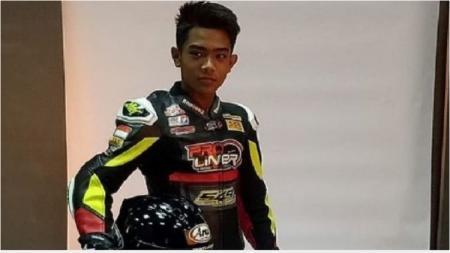 Pembalap Indonesia, Murobbil Vitoni atau Robby Sakera mendapatkan musibah setelah menjadi korban 'perampokan' saat hendak menuju Jepang - INDOSPORT