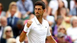 Petenis asal Serbia, Novak Djokovic berhasil menyamai rekor petenis Swiss, Roger Federer meskipun gagal mempertahankan trophy Cincinnati Masters 2019.
