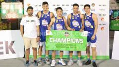Indosport - Satria Muda sukses meraih gelar IBL Go-Jek 2019 seri Bali.
