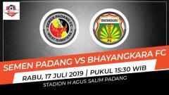 Indosport - Bhayangkara FC meraih kemenangan 3-2 atas tuan rumah Semen Padang pada pekan ke-9 Shopee Liga 1 2019, Rabu (17/07/19), di Stadion H. Agus Salim, Padang.