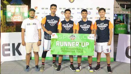 Pelita Jaya harus puas menjadi runner up pada IBL Go-Jek 2019 Seri Bali. - INDOSPORT