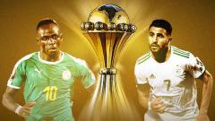 Indosport - Sadio Mane dan Riyad Mahrez