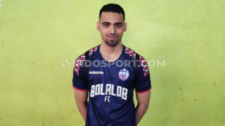 Muhammad Albagir, kiper langganan Timnas Futsal Indonesia. - INDOSPORT