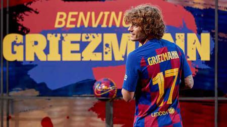 Meski dikhianati oleh Antoine Griezmann yang memilih hengkang ke rival, Diego Simeone tetap menghargai keputusan mantan pemainnya tersebut - INDOSPORT