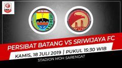 Indosport - Prediksi Persibat Batang vs Sriwijaya FC