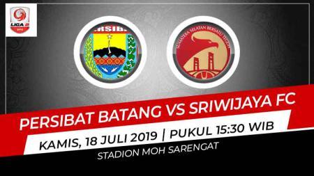 Prediksi Persibat Batang vs Sriwijaya FC - INDOSPORT