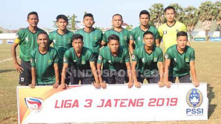 Skuat Persip Pekalongan di Liga 3 Zona Jawa Tengah. - INDOSPORT