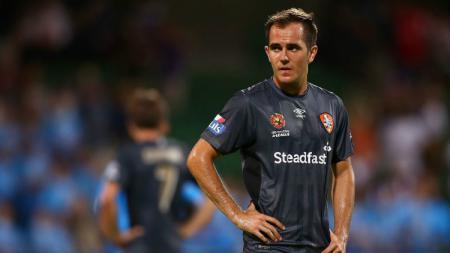 Pemain asing asal Australia Steven Lustica yang dirumorkan ke Persib Bandung. - INDOSPORT