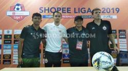 Rahmad Darmawan mengaku puas dengan performa para pemain Tira-Persikabo saat menghadapi Persija Jakarta.