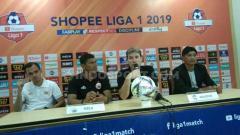 Indosport - Pelatih Persija Jakarta, Julio Banuelos mengakui kekalahan timnya atas Tira Persikabo. Bahkan ia memuji lini depan Tira Persikabo yang mengalahkan timnya.