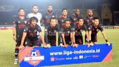 Indosport - Starting eleven Kalteng Putra saat menghadapi Persib Bandung di Stadion Si Jalak Harupat, Kabupaten Bandung, Selasa (16/07/2019). Foto: Arif Rahman/INDOSPORT