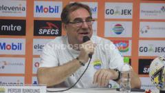 Indosport - Pelatih Persib Bandung, Robert Rene Albert.