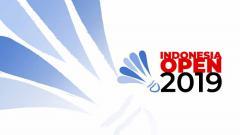 Indosport - Logo Indonesia Open 2019