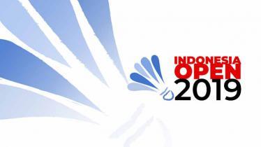 Logo Indonesia Open 2019 - INDOSPORT