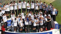 Indosport - Inter Milan terakhir juara Serie A Italia di tahun 2010