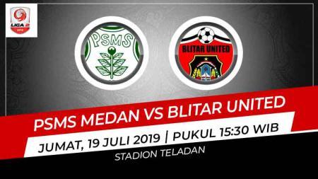 Prediksi PSMS Medan vs Blitar United - INDOSPORT