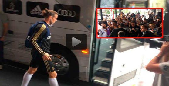 Bersikap Angkuh, Gareth Bale Disoraki Pendukung Real Madrid Copyright: Marca