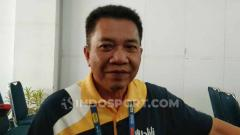 Indosport - Sekretaris Jenderal PBSI, Achmad Budiharto.