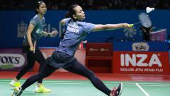 Indosport - Jawara bulutangkis Vietnam Open 2019 sektor ganda putri, Della Destiara Haris dan Rizki Amelia Pradipta, mampu mengukir catatan gemilang di ranking BWF.