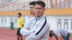 Indosport - N. Amin, masseur atau terapis olahraga Timnas Indonesia U-19.