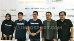 Indosport - General Manager APPI, Ponaryo Astaman.