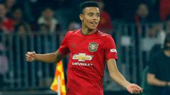 Indosport - Mason Greenwood, wonderkid Manchester United