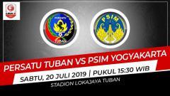Indosport - Prediksi Pertandingan Persatu Tuban vs PSIM Yogyakarta.