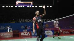 Indosport - Tunggal putra Indonesia, Jonatan Christie menjadi runner up di Japan Open 2019.