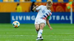 Indosport - Paxton Pomykal, pemain Timnas Amerika Serikat.