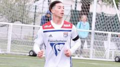 Indosport - Florent Da Silva, pemain muda Lyon bidikan Man United.