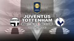 Indosport - Prediksi Juventus vs Tottenham Hotspur.