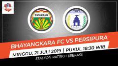 Indosport - Prediksi Bhayangkara FC vs Persipura Jayapura