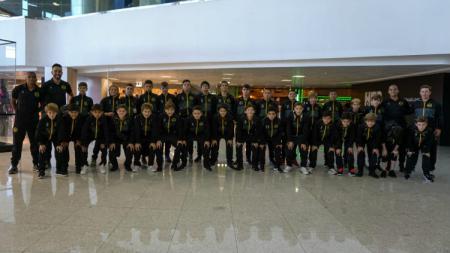 Welber bersama tim Ordin FC di Ajang Gothia Cup 2019 - INDOSPORT