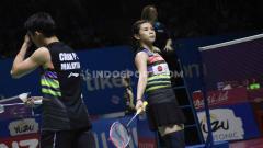 Indosport - Ganda campuran Malaysia, Goh Liu Ying/Chan Peng Soon sempat meremehkan wakil ganda campuran Indonesia di babak perempatfinal China Taipei 2019. Mereka pun seolah mendapat karma usai ditaklukan wakil Vietnam.