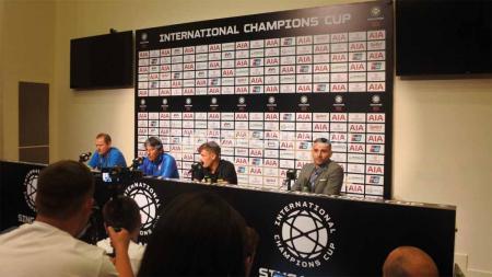 Pelatih Inter Milan, Antonio Conte, berencana melakukan