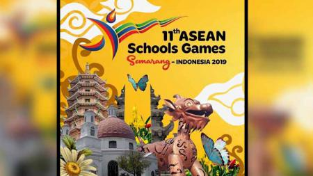 Logo Asean School Games 2019 - INDOSPORT