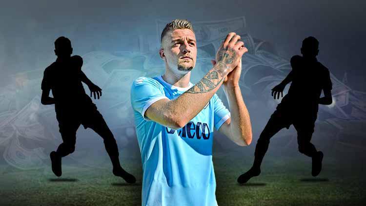 Kirim Sinyal, Bintang Lazio Siap Bergabung ke Real Madrid