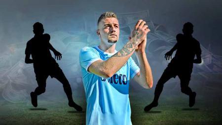 Termasuk Bintang Lazio, Ini 3 Pemain yang Diinginkan Conte Untuk Inter Milan Musim Depan - INDOSPORT