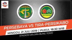 Indosport - Prediksi Persebaya Surabaya vs TIRA-Persikabo di Liga 1 2019.