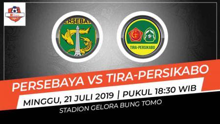 Prediksi Persebaya Surabaya vs TIRA-Persikabo di Liga 1 2019. - INDOSPORT