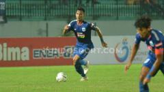 Indosport - Gelandang PSIS Semarang, Tegar Infantrie Sukamto.