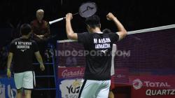 Rekor pertemuan yang membuktikan kalau Muhammad Ahsan/Hendra Setiawan ternyata jauh lebih perkasa dari Lee Yang/Wang Chi-Lin jelang bertemu di semifinal BWF World Tour Finals 2019.