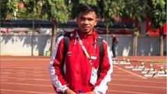 Indosport - Dewa Radika Syah, salah satu peraih medali emas di ajang ASEAN School Games 2019.
