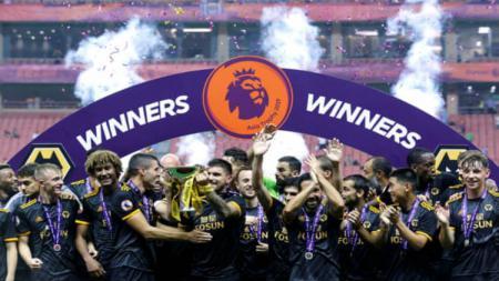 Wolves Juara Liga Primer Asia - INDOSPORT