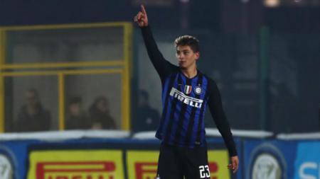 Sebastiano Esposito, pemain muda Inter Milan yang selalu jadi Starter - INDOSPORT