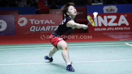 Pebulutangkis putri Jepang, Akane Yamaguchi. - INDOSPORT